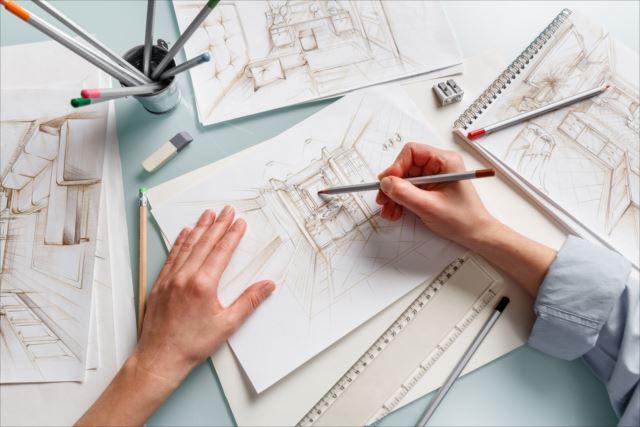 CADとの違い?手書き製図を覚えることの利点とは